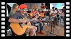 AMBIANCE IRLANDAISE AU FESTIVAL INTERCELTIQUE 2016