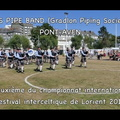 GPS PIPE BAND